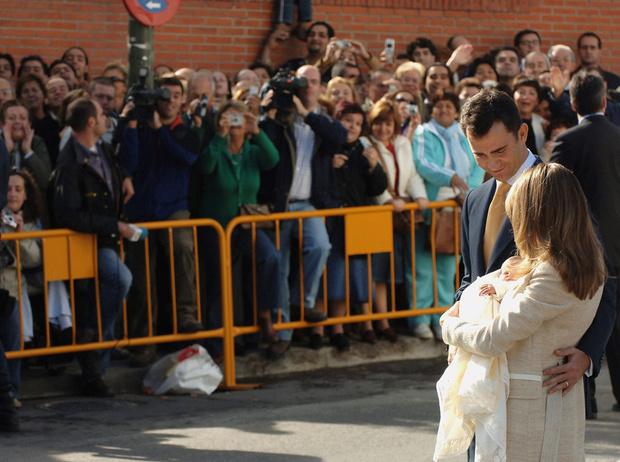 Фото №6 - Принцесса Леонор: история будущей королевы Испании в фотографиях