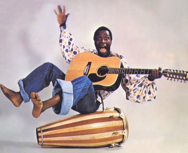 Фото №1 - История одной песни: «Хафанана», Африк Симон, 1975