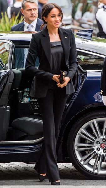 Фото №2 - Кейт Миддлтон скопировала один из знаковых образов Меган Маркл?