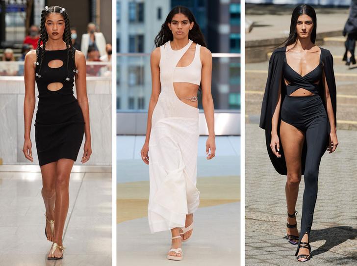 Фото №2 - Тренды весны и лета 2022 с Недели моды в Нью-Йорке