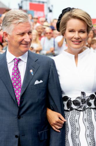 Фото №3 - Королева Нидерландов и королева Бельгии выступили вместе на особом праздновании