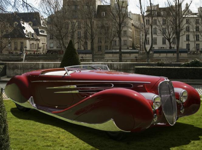Фото №8 - Самые красивые ретро-автомобили