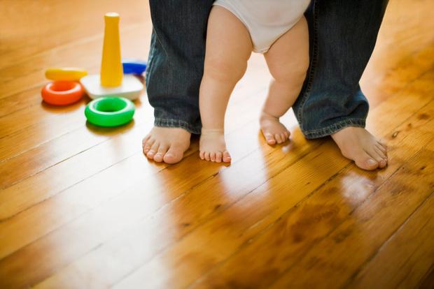 ребёнок ходит на цыпочках что это означает
