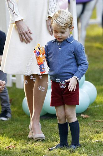 Фото №15 - Принцесса Шарлотта на своем первом светском мероприятии в Канаде