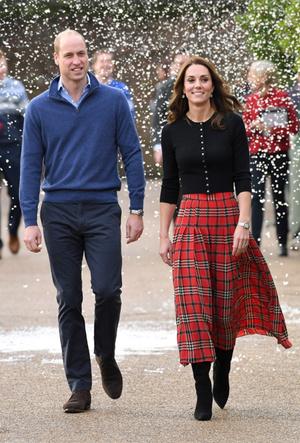 Фото №21 - Десять лет во дворце: как Кейт Миддлтон навсегда изменила королевский стиль