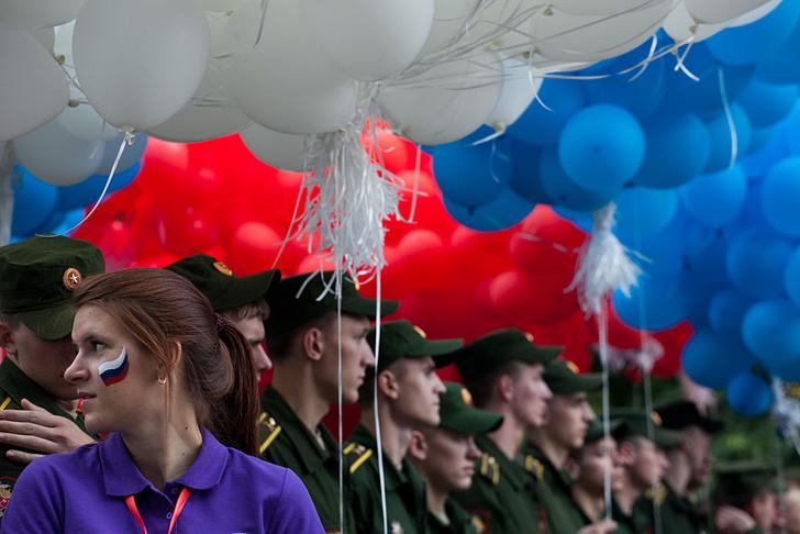 Фото №1 - Чего россияне боятся больше всего