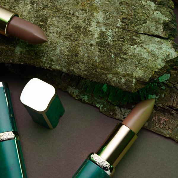 Фото №3 - Горький шоколад, фиалка, хаки: какую помаду Оливье Рустен создал для вас?