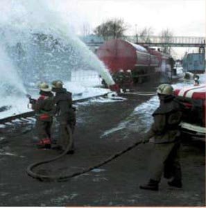 Фото №1 - Петропавловск-Камчатский отравили аммиаком