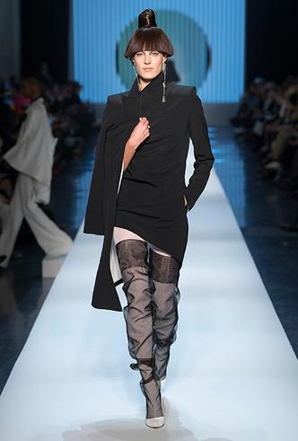 Фото №5 - Обыкновенная фантастика: Jean Paul Gaultier Couture SS18