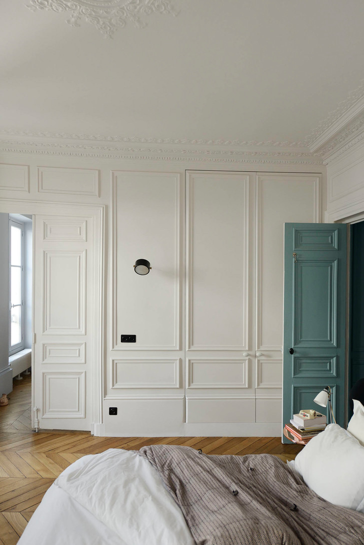 Фото №6 - Парижская квартира для творческой пары с двумя детьми