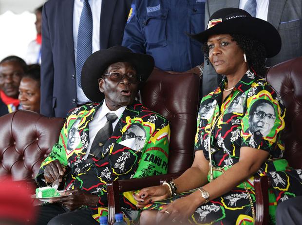 Фото №12 - Из первой леди в изгои: как Грейс Мугабе стала врагом своего народа