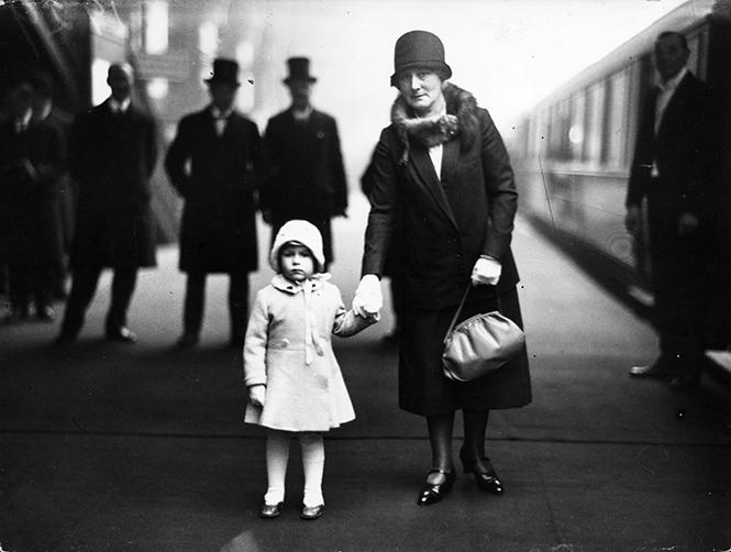 Фото №7 - Принцесса Лилибет: редкие детские фотографии Елизаветы II