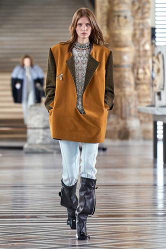 Неделя моды в Париже: Louis Vuitton осень-зима 2021/22