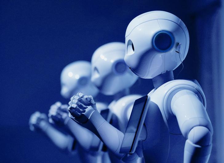 Фото №1 - Революция роботов