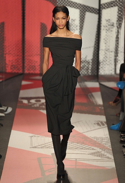 Фото №12 - Показ Marc Jacobs шокировал Неделю Моды