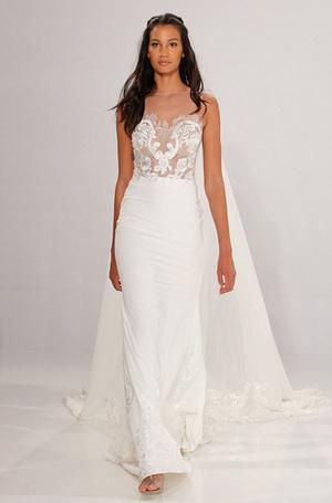 Фото №44 - Свадебный сезон 2017: модные палитры и детали, которые сделают свадьбу по-настоящему стильной