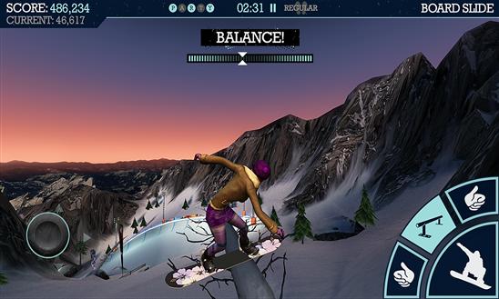 Snowboard Party приложение