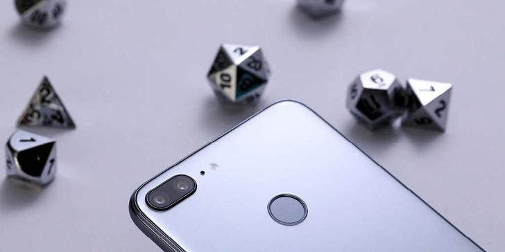 Фото №2 - Встречай новый стильный смартфон Honor 9 Lite
