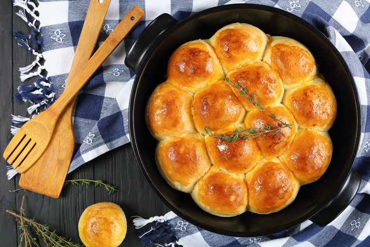 Фото №3 - Как испечь хлеб в духовке в домашних условиях