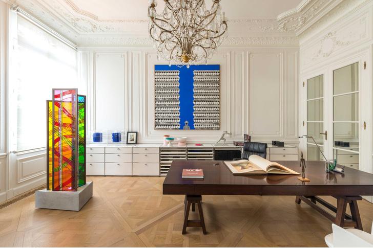 Фото №6 - Парижский офис Жозефа Карама