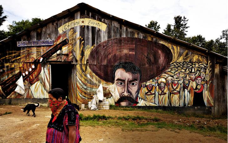 Фото №8 - Новый мир в штате Чьяпас: жизнь революционных сапатистов в Мексике