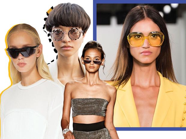 Фото №1 - Очки на лето: самые модные модели сезона 2019