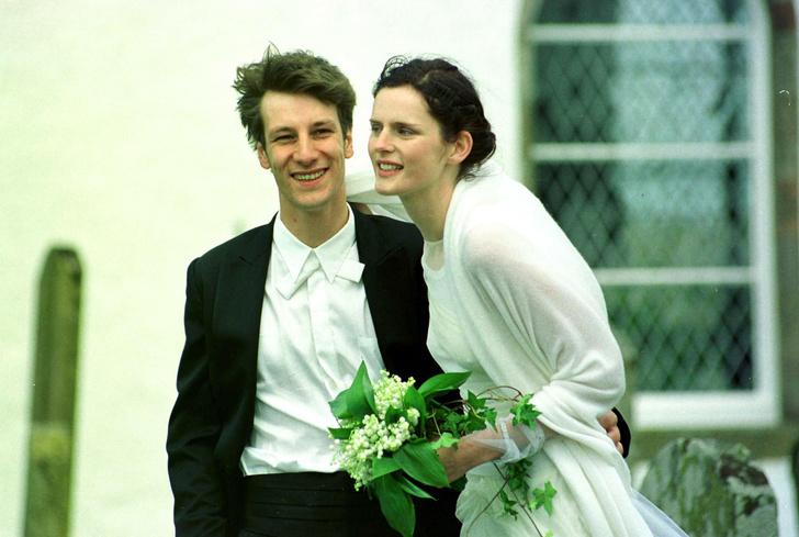 Фото №11 - Муза Лагерфельда и аристократка: какой была супермодель 90-х Стелла Теннант