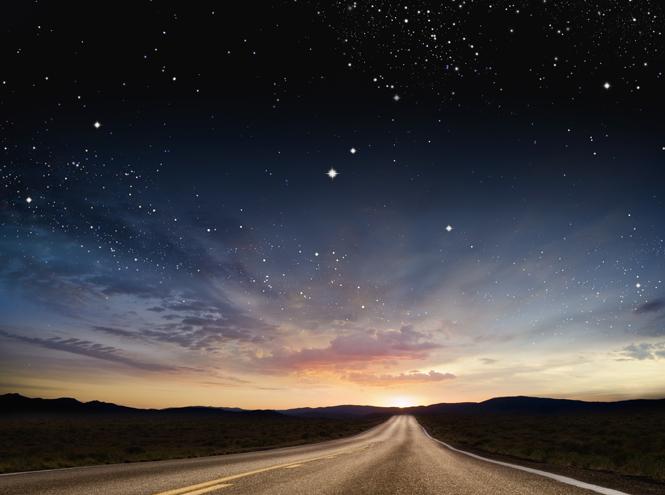 Фото №6 - Звездная карта: самые красивые фото ночного неба