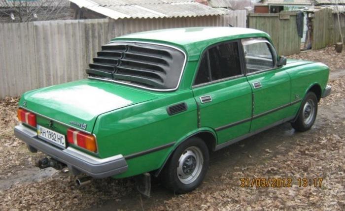 Фото №10 - Как тюнинговали автомобили в СССР