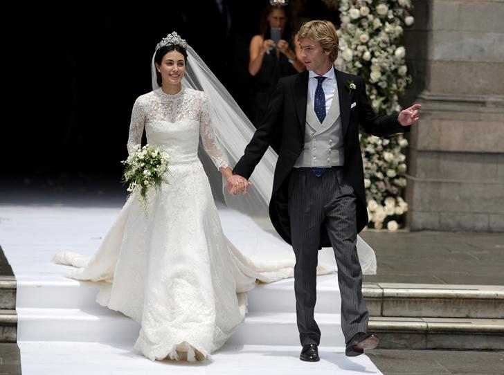 Фото №11 - Принц Кристиан Ганноверский сыграл повторную свадьбу (теперь с размахом)