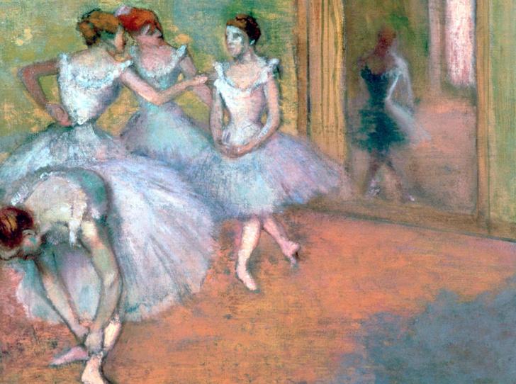 Фото №2 - Эволюция балетной пачки: как менялись костюмы танцовщиц