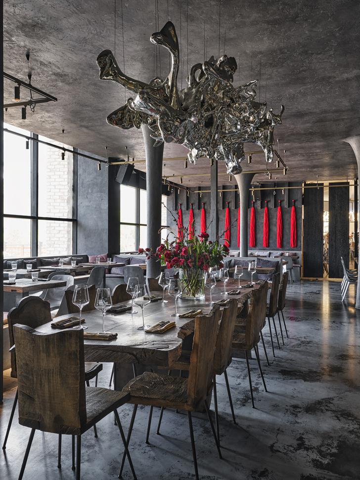 Фото №3 - Модное место: ресторан «Жирок» по проекту NB-Studio