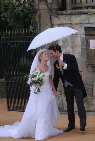 Фото №3 - Самая удивительная история любви: крестный принцессы Шарлотты женился на ее учительнице