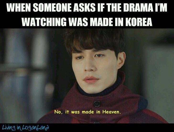 Фото №24 - 25 угарных мемов, которые поймут только фанаты корейских дорам