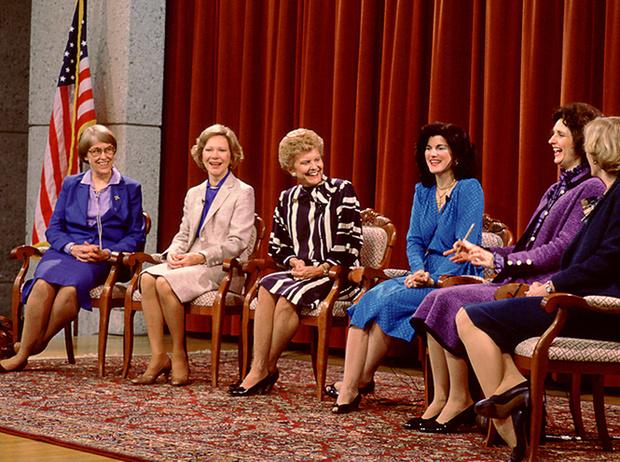 Фото №21 - Есть ли жизнь после Белого дома: чем (обычно) занимаются бывшие первые леди США