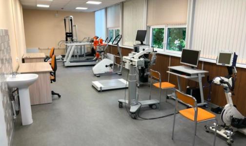 Фото №1 - В больнице на Крестовском открылось первое в России отделение реабилитации для пациентов с РС