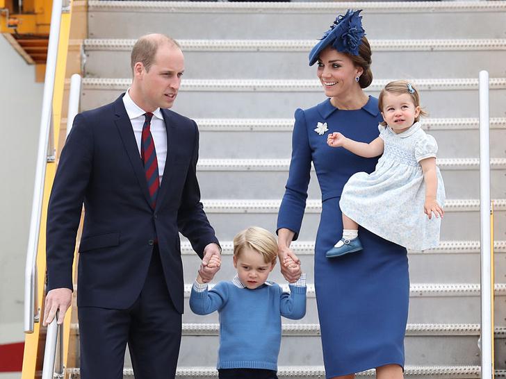Фото №3 - Неочевидная причина, почему принц Филипп всегда больше симпатизировал Кейт, а не Меган