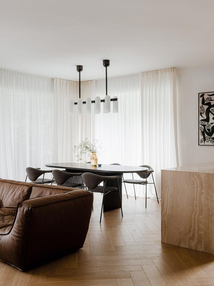 Фото №3 - Светлая квартира 90 м² в Познани