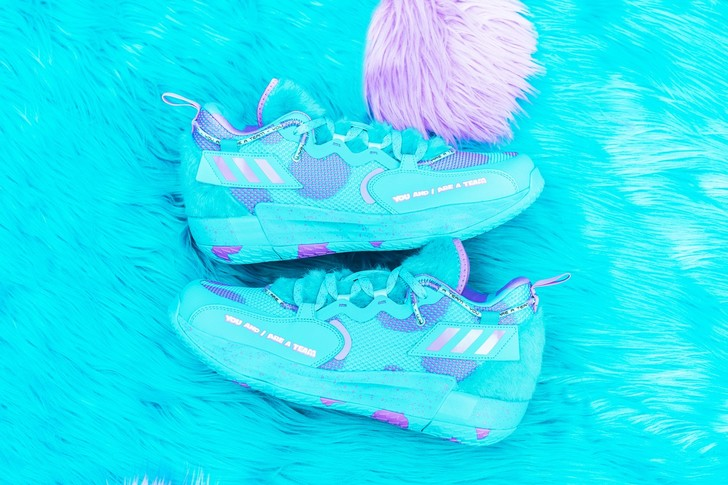 Фото №3 - Adidas заколлабился с Pixar и выпустил меховые кроссы. Мы знаем, ты захочешь себе такие! 😍