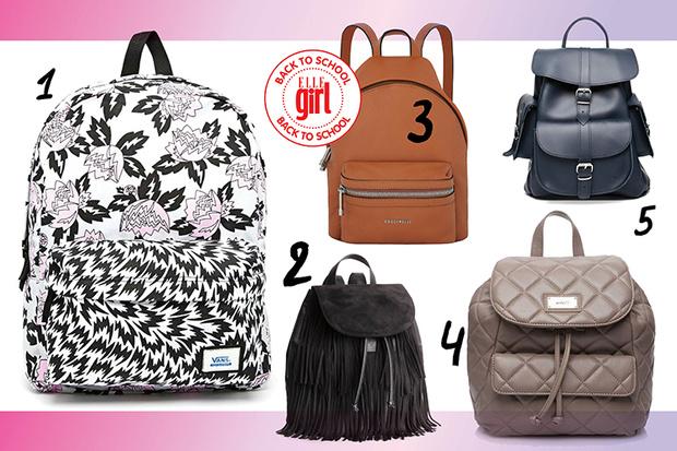 Фото №2 - Топ-15: Школьные рюкзаки