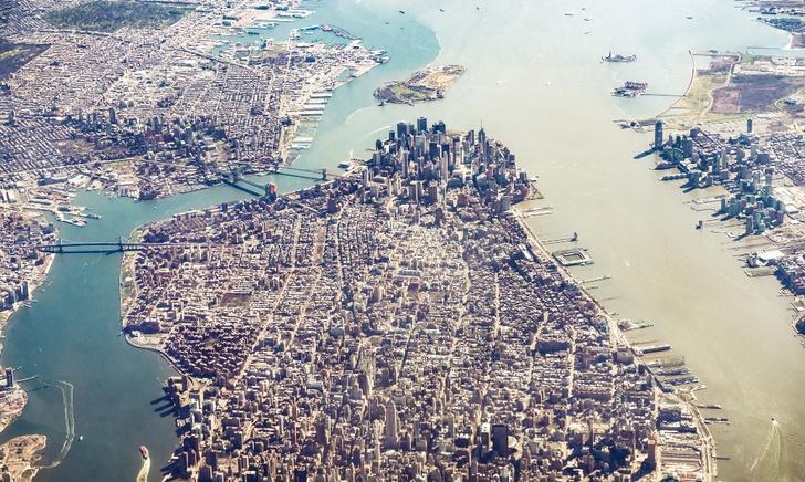Фото №1 - Город секретов: прогулка по Нью-Йорку в 10 фотокарточках