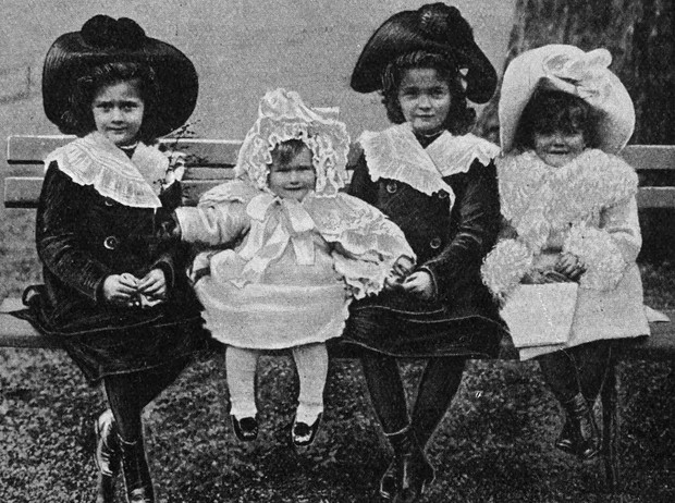 Фото №8 - Четыре сестры: какими были дочери последнего российского императора Николая II