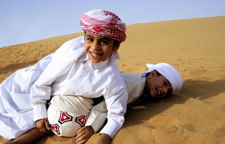 Фото №4 - Футбол по-арабски: как играют и болеют в Саудовской Аравии