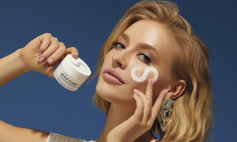 Локдаун для кожи: чем опасна нехватка кислорода и как ей помочь