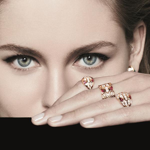 Фото №4 - Глаза змеи: новая ювелирная коллекция Bulgari