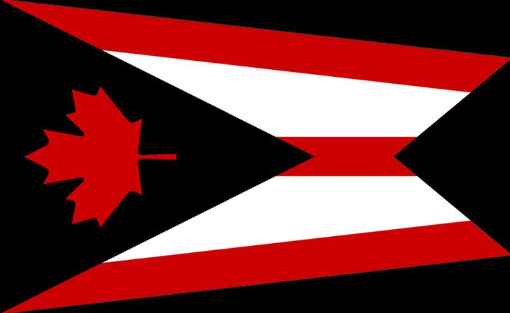 Фото №4 - Флаги одних государств в виде флагов других государств (странная галерея)
