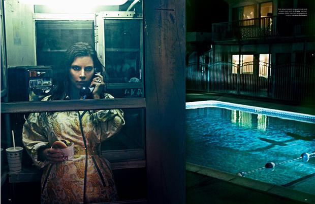 Фото №6 - Самые провокационные фотосессии Ким Кардашьян