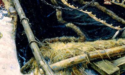 Фото №6 - 16 символов, зашифрованных в картине «Боярыня Морозова»