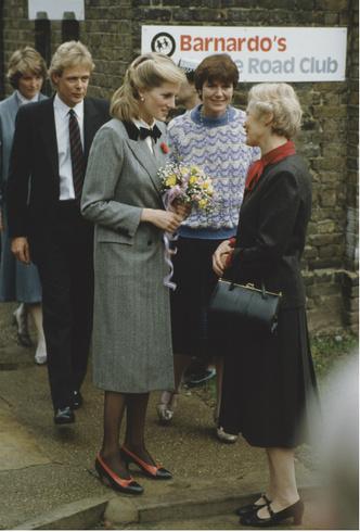 Фото №5 - Стрижка раздора: как принцесса Диана «украла шоу» у Королевы