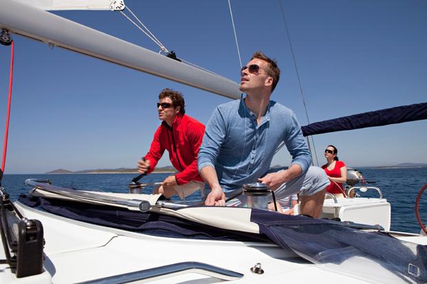 Фото №6 - Где искать настоящего мужчину: яхтинг